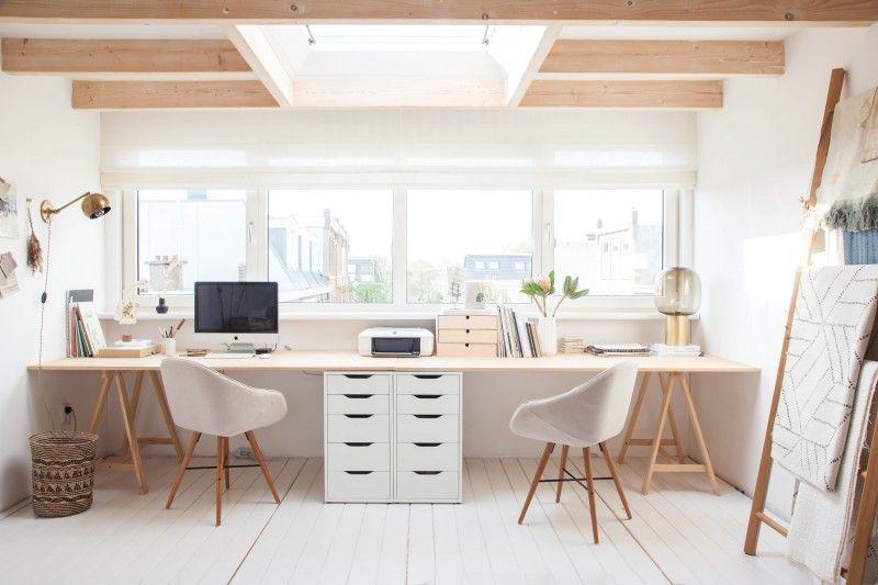 Consejos de reforma para montar tu propia zona de oficina en casa