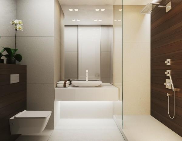Ba era por plato de ducha haz tu ba o m s c modo - Banos modernos con plato de ducha ...