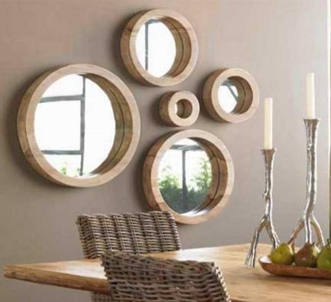 Cinco formas de utilizar espejos en una reforma integral vipreformas - Formas de espejos ...