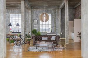 Casa open concept
