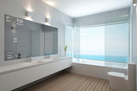Ventajas de colocar un espejo inteligente durante la reforma del baño