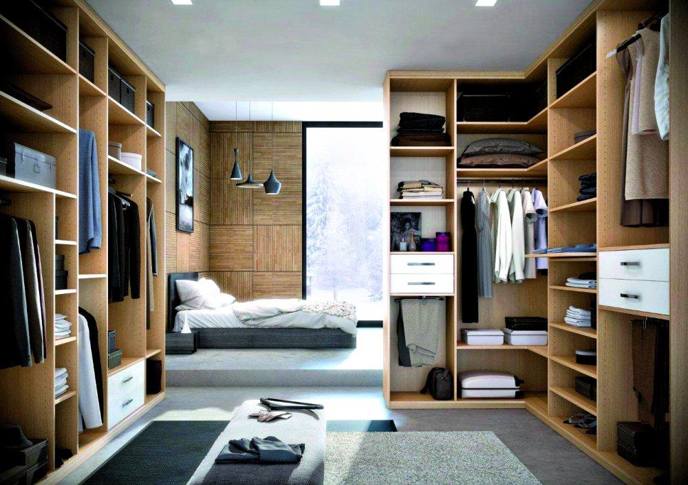 Cómo hacer un vestidor en el dormitorio, una reforma muy común