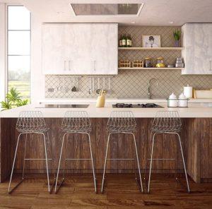 Quitar los azulejos de la cocina