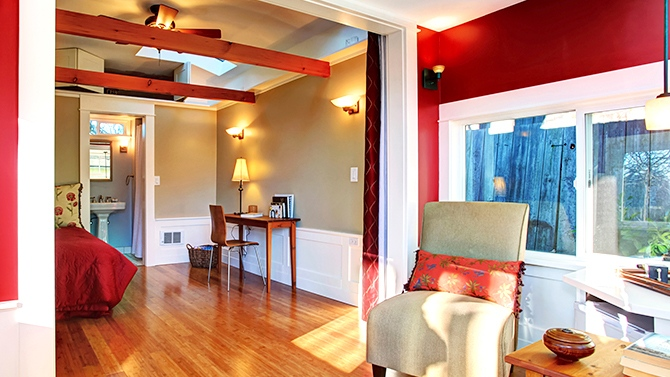 ¿Cuánto cuesta pintar un piso?, presupuesto por metros cuadrados