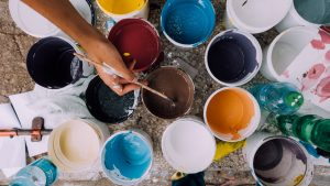 colores para pinturas de interiores
