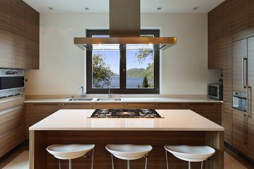 Presupuesto para reformar una cocina según el material