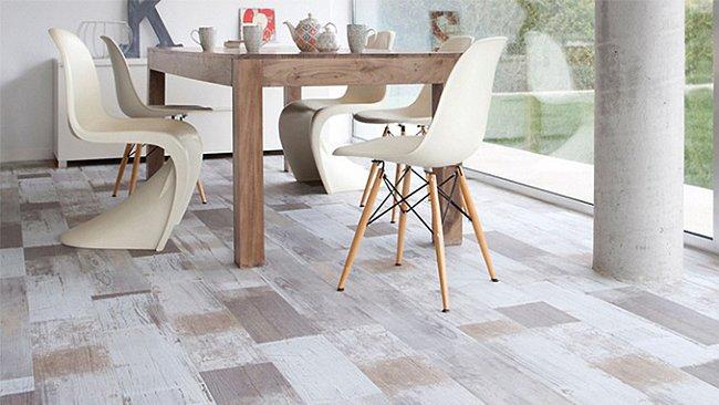 Colocar suelo vinílico o de PVC para renovar tu hogar