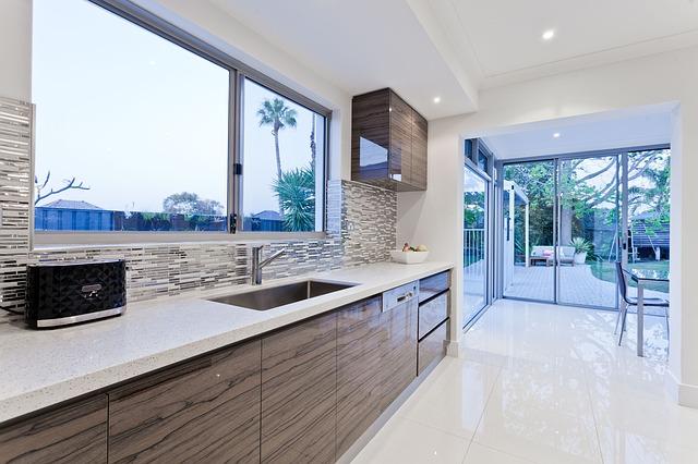 Diferentes estilos de cocinas modernas para casas