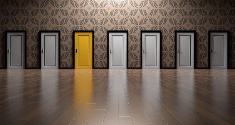 Ideas prácticas a tener en cuenta para cambiar las puertas de casa