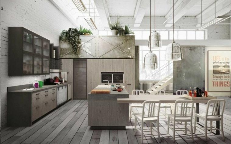 un Loft. Excelentes formas de decorar un piso tipo loft