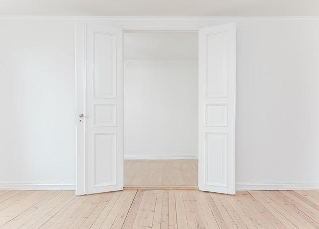Cambiar las puertas de casa, una reforma sencilla y rápida