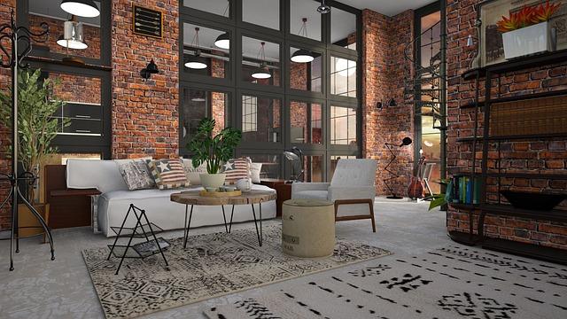 Cómo reformar una casa para convertirla en loft industrial