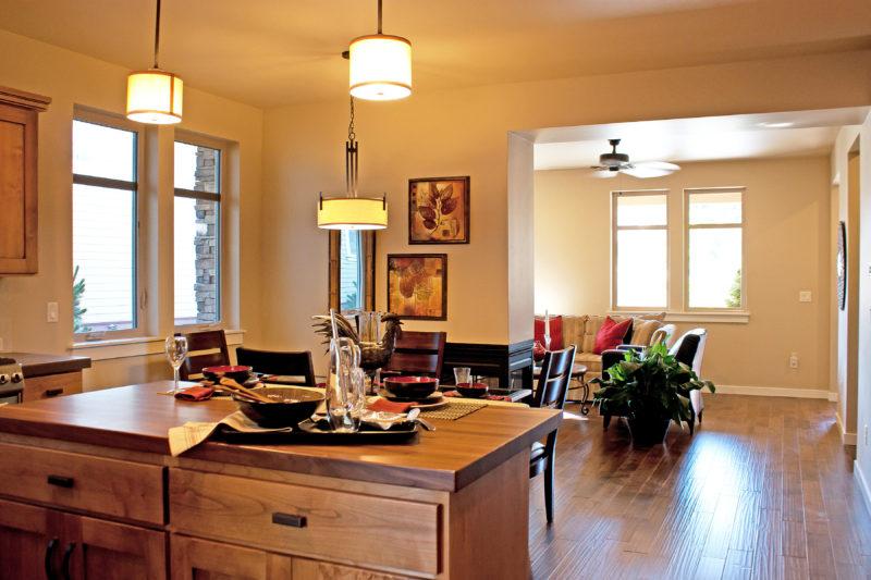 Ventajas e inconvenientes de las cocinas abiertas al salón