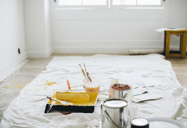 Cuánto cuesta pintar un piso