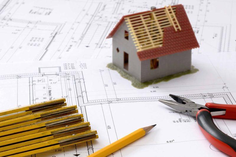 Dónde conseguir los planos de una vivienda
