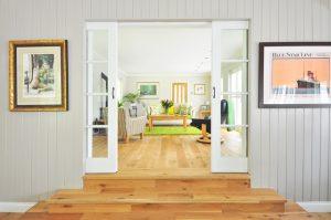 reglas de decoración en el hogar