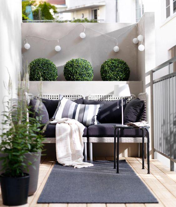 Reformar tu terraza. Terraza reformada con suelo de madera